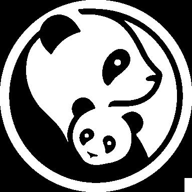 Panda Cares logo